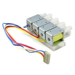 Image 5 - Электромагнитные клапаны Elecrow высокого качества для автоматического умного полива, 12 В постоянного тока