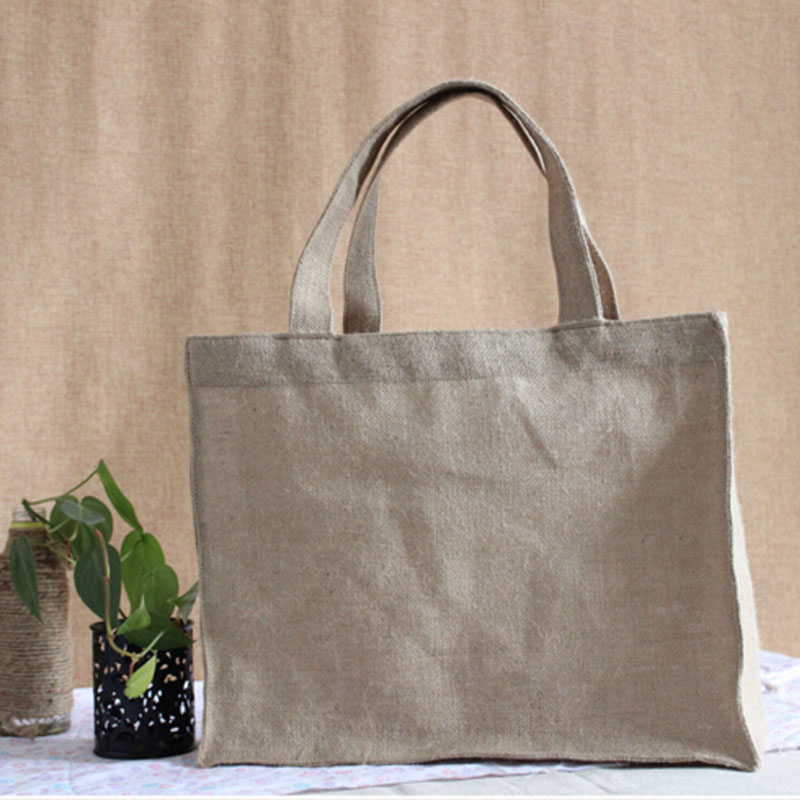 Popular Linen Shopping Bags-Buy Cheap Linen Shopping Bags lots ...