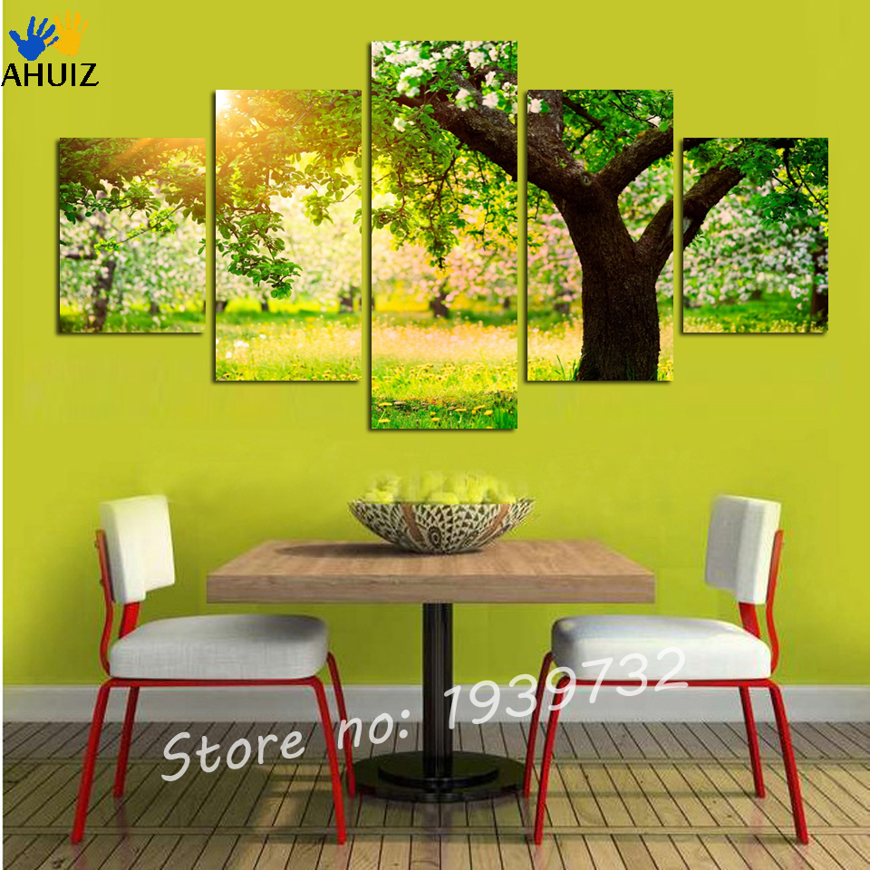 Aliexpress.com : Buy Fantasy Canvas Painting Abstract Hanging ...