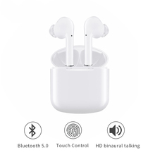 I9X Touch5.0 Bluetooth headset Sports waterproof Wireless Earphones 3D Stereo Earbuds Mini in Ear With Microphone