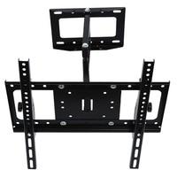 TV Wall Mount Bracket Tilt Swivel For Samsung LG 32 37 40 42 46 47 50 52 55 60 inch for most TV Screen