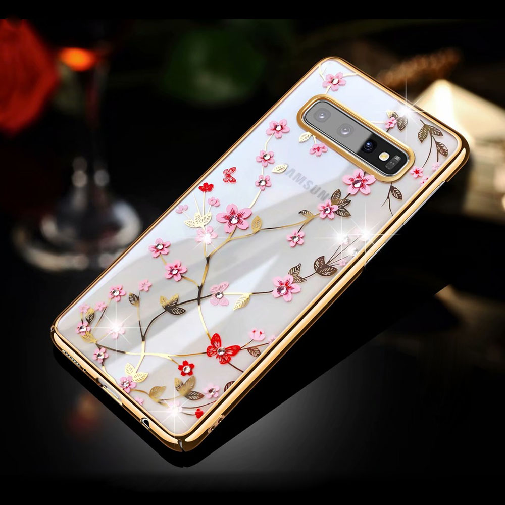 Samsung S10 Case Gold