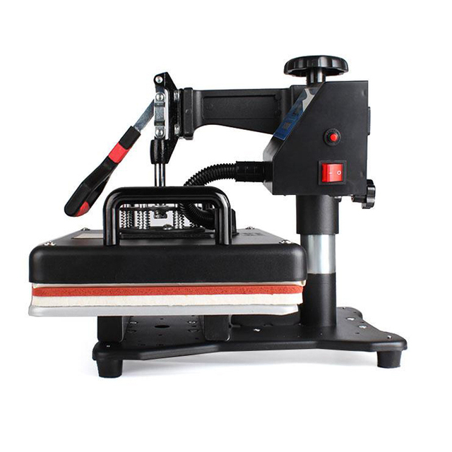12x15 Inches Heat Press T-shirt Printing Machine 2