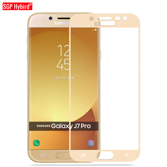 Us 0 83 30 Off Cover For Samsung A8 Plus J2 Pro 2018 Tempered Glass For Samsung Galaxy J5 2017 J7 J3 A5 A3 A7 Pro 2017 Prime Case Samsung J 5 In