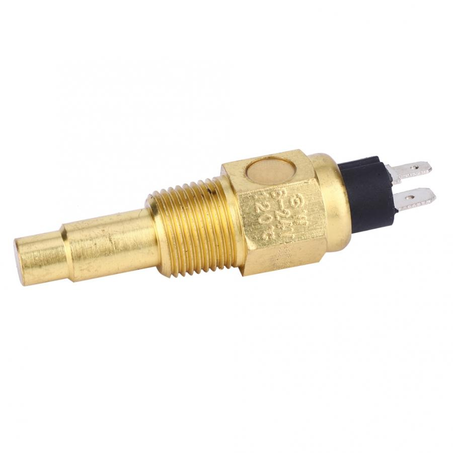 Water Temperature Sensor, M14*1.5 98℃ Engine Water Temperature Sensor, Fit for VDO 6~24V Engine Accessory