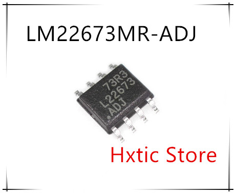 NEW 10PCS LOT LM22673MRX ADJ LM22673MR ADJ L22673 L22673ADJ IC