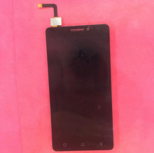 For Lenovo vibe p1m LCD Screen Display black white Touch Panel sensor Digitizer Assembly repalcement repair