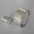 Pequeño LED lámpara de pared lámpara de fondo de la batería de energía móvil inalámbrico Guía de vitrina de joyas de Boda