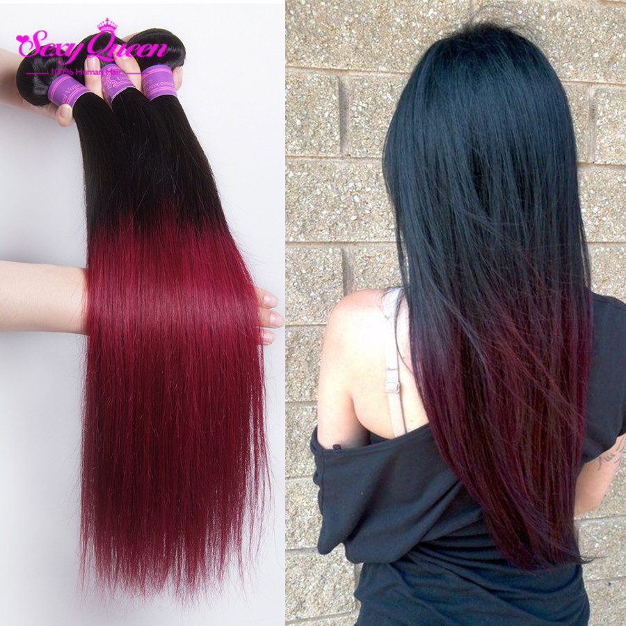 Buy Ombre auburn hair straight picture trends