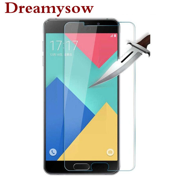 Dreamysow 9H Tempered Glass For Samsung Galaxy J5 J7 J3 J1 2016 S3 S4 S5 S6 Core Grand Prime Screen Protector Anti Explsion Film