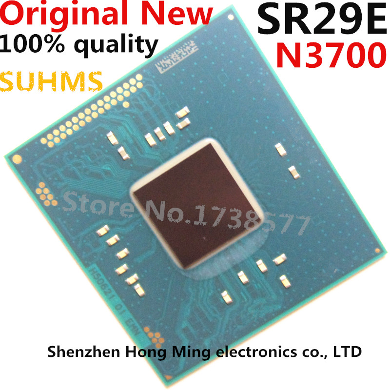100% New SR29E N3700 BGA Chipset