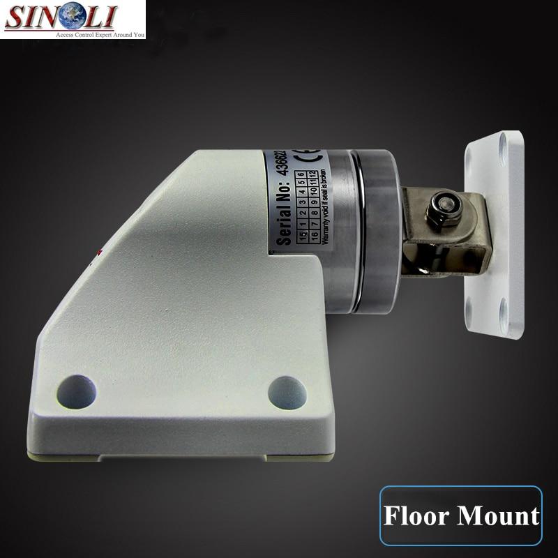 Floor Mount or Glass Door Mount Type Fireproof Electromagnetic Door Holder, Electric Door Stopper floor mount magnetic lock door stopper door holder 606