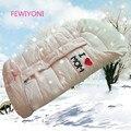 Спальный мешок для новорожденных fewiyони  теплый мягкий конверт для детской коляски на осень и зиму