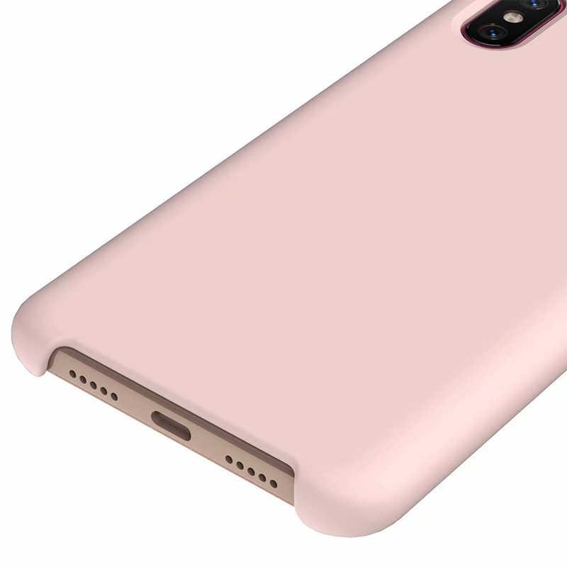 HYSOWENDLY Macaron מקרים מקוריים עבור Redmi 5 בתוספת 6 6Pro מט סיליקון מכסה עבור Xiaomi 6 6X8 8Pro 8 לייט לערבב 2 2S מקסימום 3 בתוספת