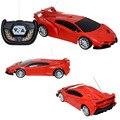 Super Coche de Carreras Rc Radio Speed Control Remoto Coche Deportivo 1: 24 Motor Regalo de Navidad Kid