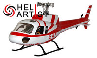 500 AS 350 AS350 500 Size Fiber Glass Scale Body Scale Fuselage VS Airwolf Fuselage Wholesale