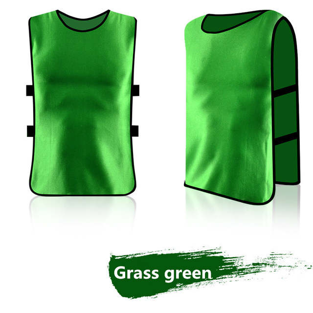 Sleeveless Men Kids Soccer Jerseys Football Training jersey Sports Against  Vest Waistcoat Grouping Shirts DIY Drawing b54cbf0d3