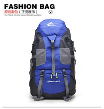50L Professional Outdoor Climbing backpack Shoulders Hiking waterproof Men Women Camping travel Mountaineering Bag Hot Sale