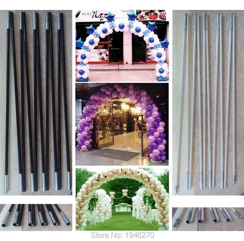 Wedding decorations balloon arch stick width good quality tent dhballoon arch decorations 4 junglespirit Gallery