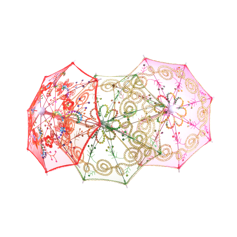 Doll Accessories Umbrella for 16 Inch 18 Inch Doll Toys Girls Christmas GifODUS