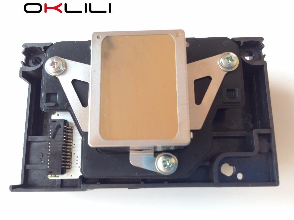 NOUVEAU F180000 Tête D'impression Tête D'impression pour Epson R280 R285 R290 R295 RX610 RX690 PX650 PX660 PX610 P50 P60 T50 T60 a50 TX650 L800 L801