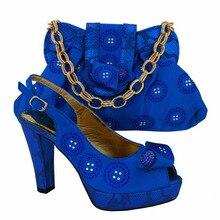 จัดส่งฟรี,รองเท้าอิตาลีจับคู่กับถุงสำหรับงานเลี้ยงที่หรูหรา(CP63005)แอฟริกันรองเท้าและกระเป๋าที่กำหนดไว้สำหรับแต่งงาน