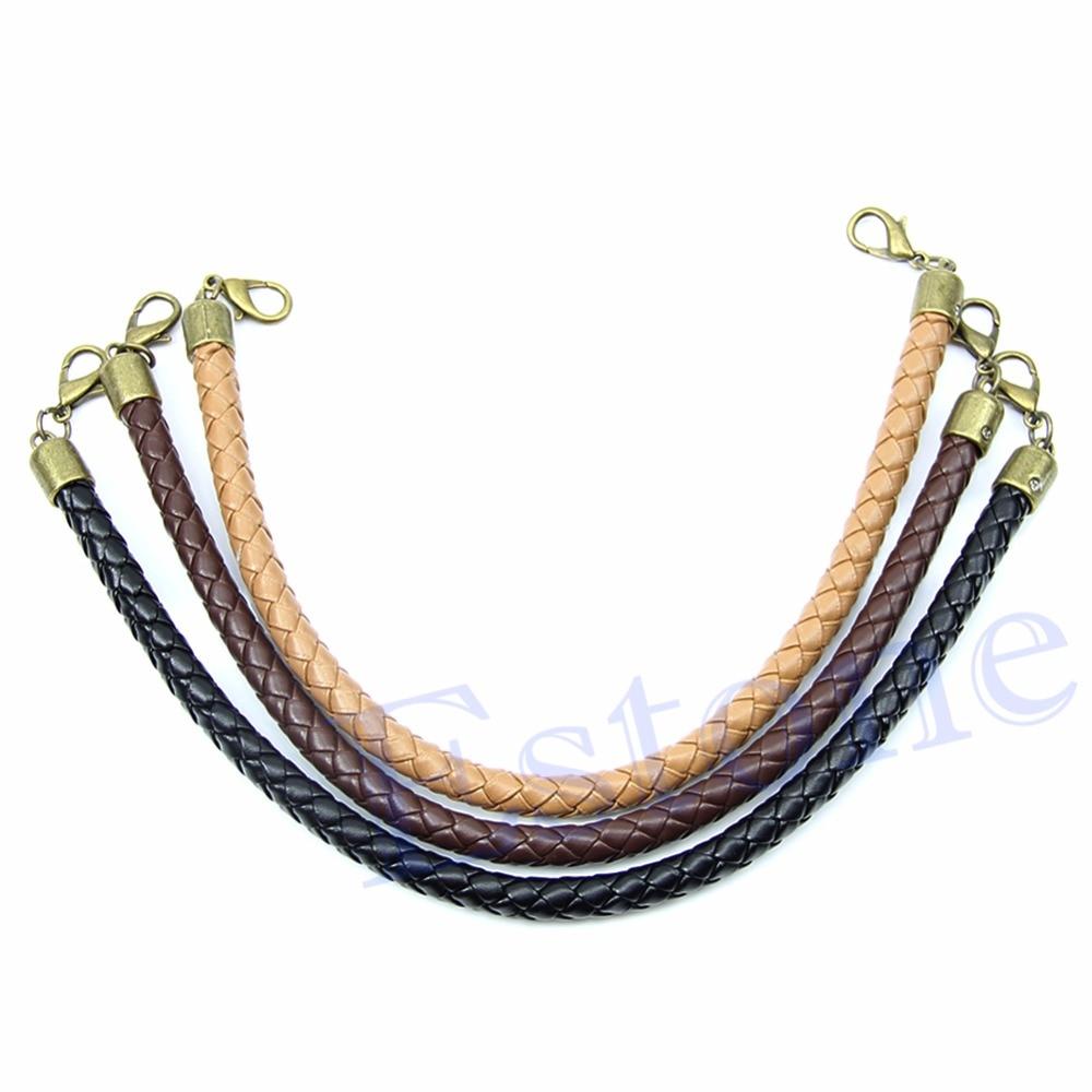 Length 40cm Design Shoulder Bags Belt Handle DIY Replacement Handbag Strap Hot