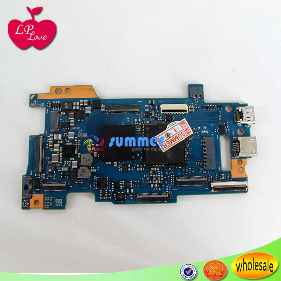 original a6300 motherboard for Sony  ILCE 6300L mainboard a6300 main board camera repair part free shipping-in Integrated Circuits from Electronic Components & Supplies    1
