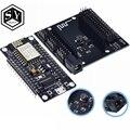 Great IT NodeMcu, 1 шт., подходит для основания Node MCU ESP8266, базовый тестер макетной платы для самостоятельного тестирования, подходит для NodeMcu V3 для ...