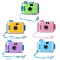 OOTDTY ЛОМО Подводные водостойкие камера Мини Симпатичные мм 35 мм плёнки с корпус случае новый