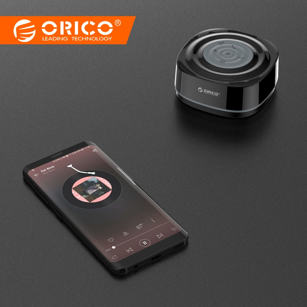 Orico Portable Bluetooth Wireless Waterproof Suction Cup