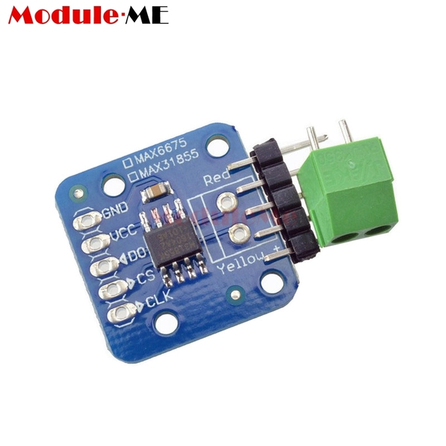 Om2628 Integrated Circuit Ic Temperature Probe