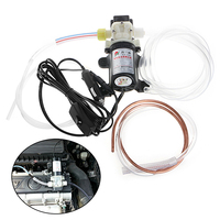 New Hot 12V 45W Car Electric Oil Diesel Fuel Extractor Transfer Pump w/Cigarette Lighter
