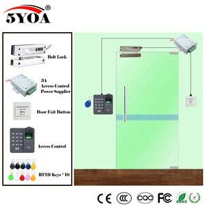 Image 4 - Kit de système de contrôle daccès RFID