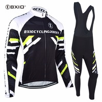 BXIO Factory Cycling Sets Professional Team Mtb BIke Jersey Hot Selling Maillot Ciclismo Verano Camisa Ciclismo BX 0108HG 006