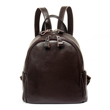 Брендовая Новинка женские рюкзак натуральная кожа мини опрятный простые женские Сумка Высокое качество школьная сумка Ежедневно Bagpack