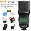 Беспроводная вспышка Godox TT600 2 4G GN60 Master/Slave для Canon Nikon Pentax Olympus Fujifilm