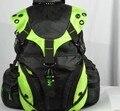 Ткань оксфорд водонепроницаемый высокого качества мотоциклетный шлем рюкзак мешок мотоцикла мотоциклетный шлем сумка для багажа черный зеленый