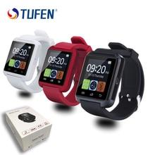 Original Bluetooth Reloj Inteligente Smartwatch U8 U Reloj Para iOS iPhone Samsung Sony Huawei Xiaomi Teléfonos Android reloj inteligente rusia