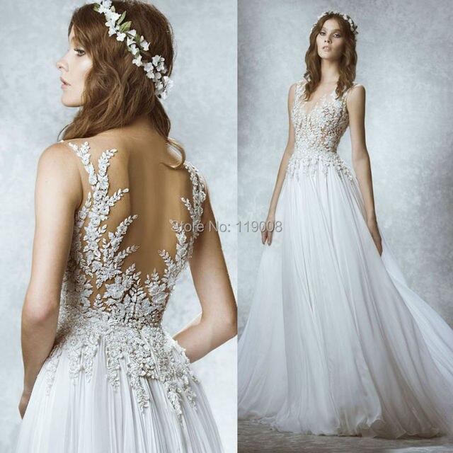 Modern Romantic Wedding Dresses Uk Photo - Wedding Dresses and Gowns ...