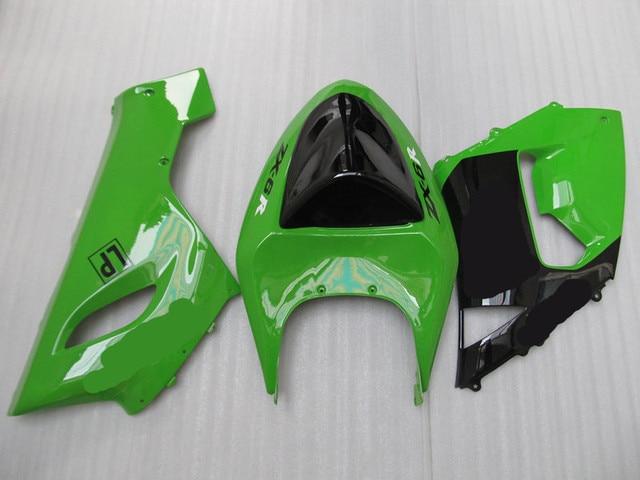 Side Fairing Rear Tail Fairing Parts For Kawasaki Ninja Zx6r 636 05