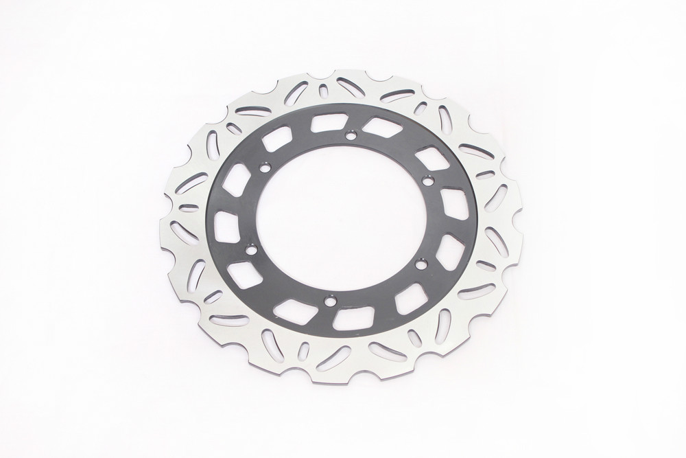 ФОТО  Motorcycle Front Brake Disc Rotors For  T-Max 01-03