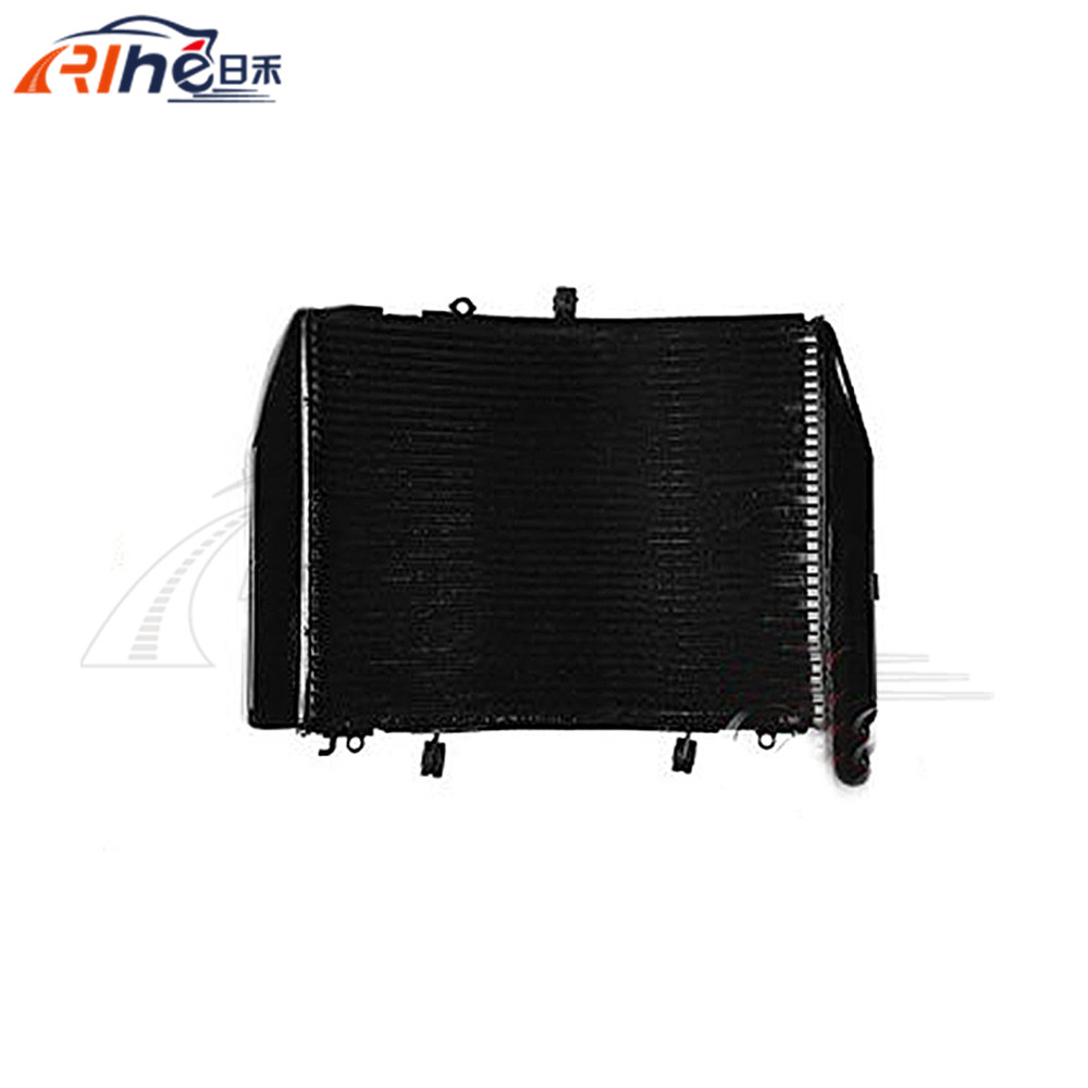 New Style motorcycle accessories radiator cooler aluminum motorbike radiator  For HONDA CBR600RR 2007 2008 2009 2010 2011 brand new motorcycle accessories radiator cooler aluminum motorbike radiator for honda crf450r 2005 2006 2007 2008