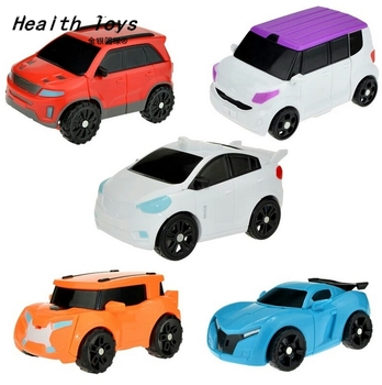 Coolplay New Arrival Classic Transformation Plastic TOBOT Robot Cars Action & Toy Figures Kids Education Toy Gifts 1