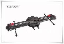Tarot FY690S 3 K pura fibra de carbono completa plegable 6 eje Hexacopter 690mm FPV aviones marco TL68C01 envío gratis con de seguimiento