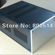DIY Многоцелевой Полный алюминиевый корпус/шасси 222*150*311 мм