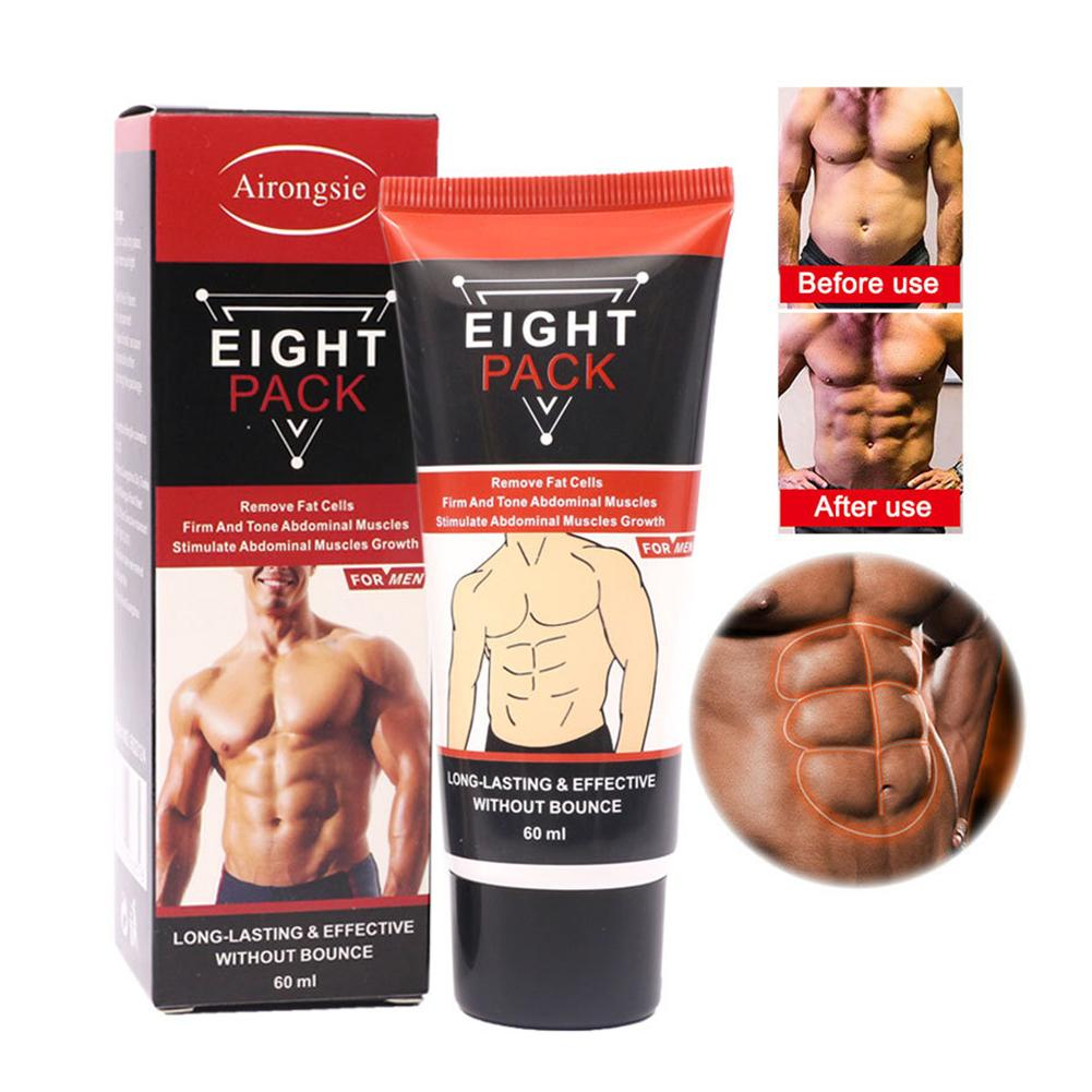 Powerful Abdominal Muscle Cream Stronger Muscle Strong Anti Cellulite Burn Fat Product Weight Loss Cream Men