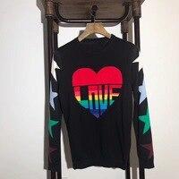 Новинка 2018 Высокое качество модные свитера для подиума летние человек Роскошные брендовые Мужская одежда 08382