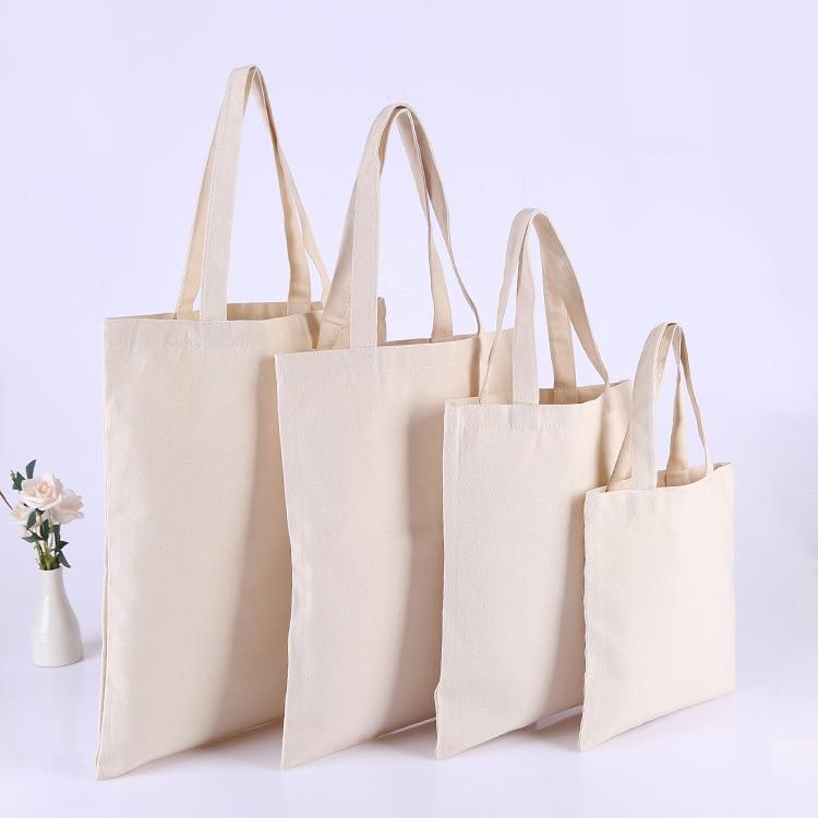 High Quality Large Casual Canvas Shopper Bags Bag Foldable Retro Shopping Bag Shoulder Bag Handbag For Men Women
