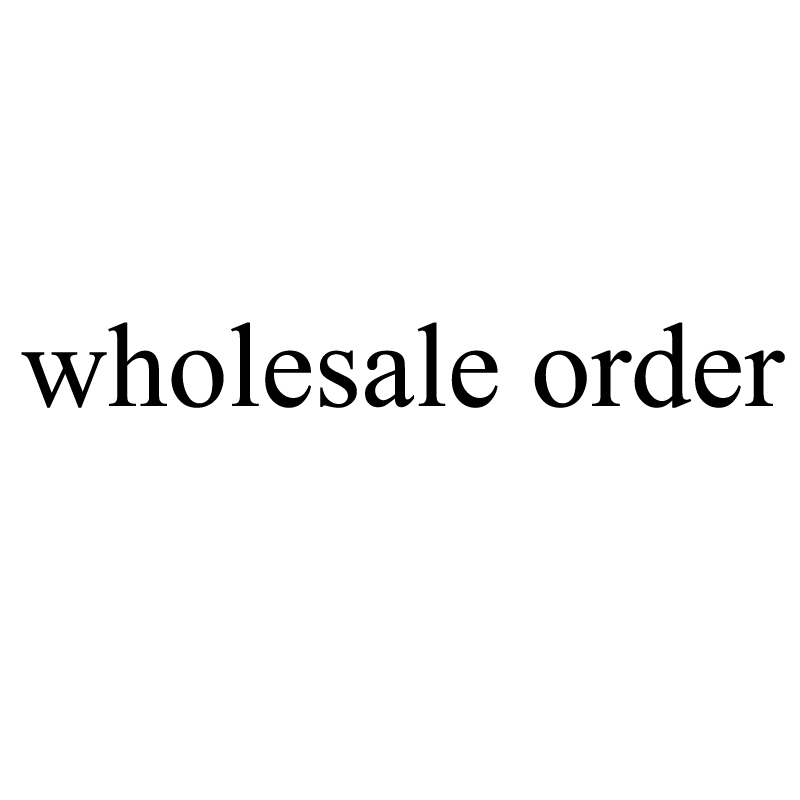 wholesale order